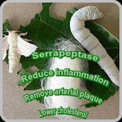 Has anyone heard of or used Serrapept    - British Lung Foun