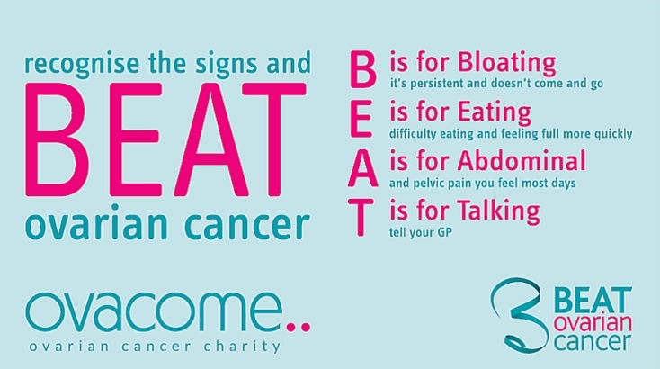 Ovarian Cancer Awareness Month Adopt A We My Ovacome