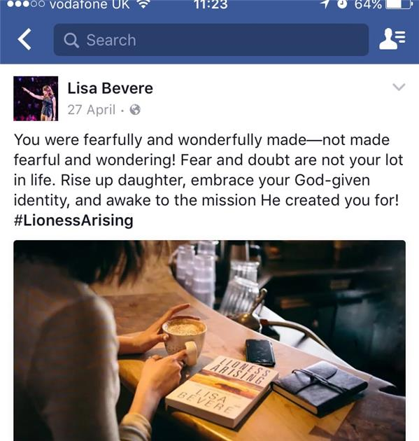 Lioness arising - My Ovacome | HealthUnlocked