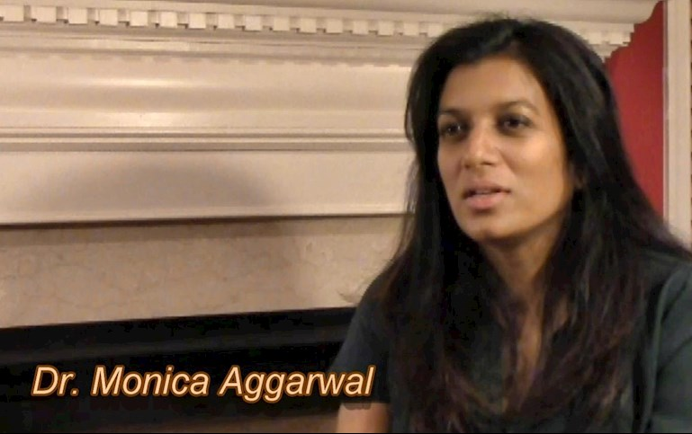 Cardiologist, Dr  Monica Aggarwal, Reduces Her RA Inf    - NRAS