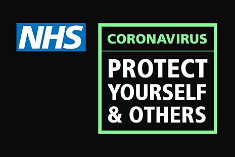 Corona Virus NHS logo