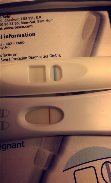 Negative pregnancy test 7dp3dt