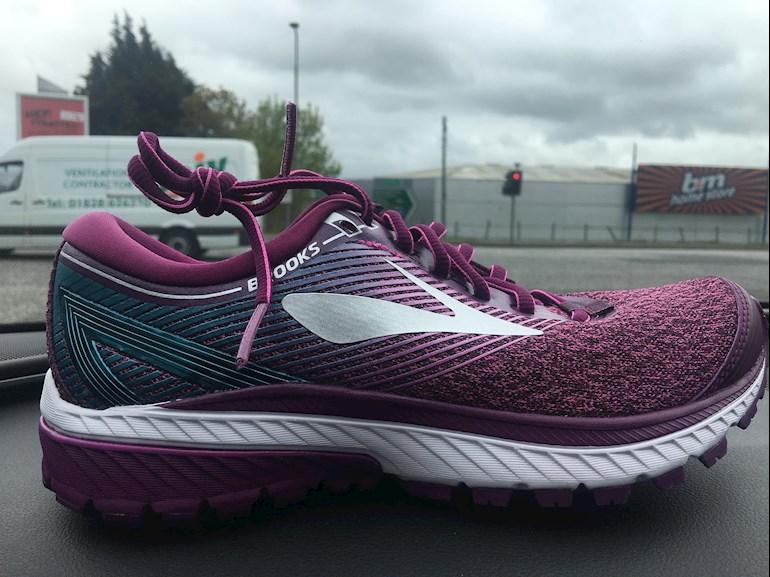 My new shoes: Got my gait analysis done