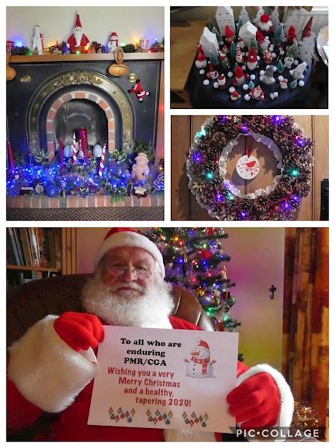 Merry Christmas And Thanks Wishing You All A Pmrgcauk
