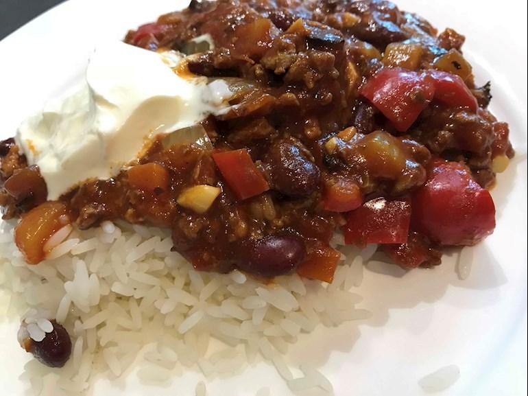 Quorn Chilli Con Carne >> Quorn Chilli Con Carne 149 Calories Weight Loss Nhs